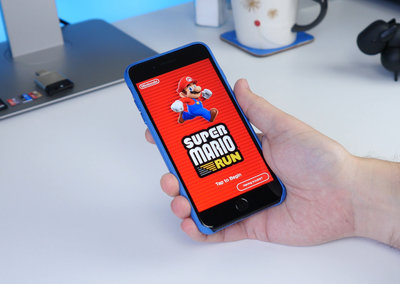 Super Mario Run for Android confirmed for March, pre-registration open