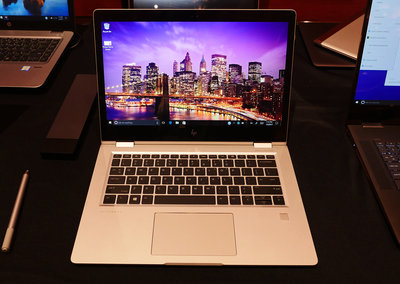 HP EliteBook x360 preview: Thin with all the win
