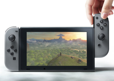Nintendo Switch specs and feature reveal set for 13 January
