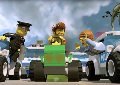 Lego City Undercover confirmed for Nintendo Switch, here's the trailer