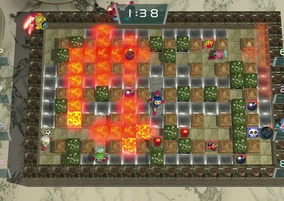 Super Bomberman R preview: A sparkling retro gem for the Nintendo Switch