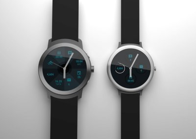Google's two LG-made Android Wear 2.0 watches revealed, coming 9 Feb