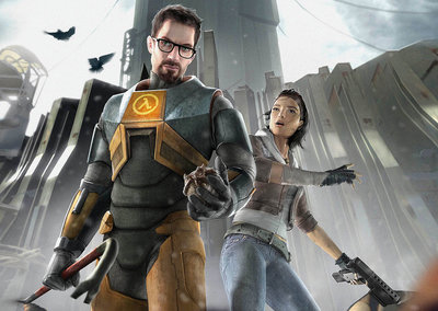 Valve hints at Half-Life 3, Portal 3 or Half-Life VR game, which would you prefer?