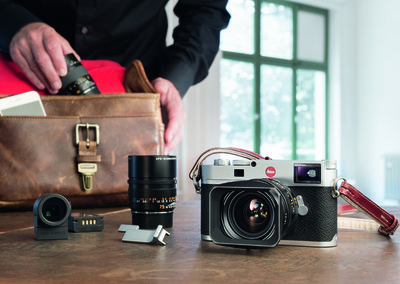 Leica's new M10 rangefinder brings the M series into the digital age