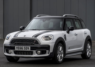 Mini Countryman S 2017 first drive: Mighty improvements for the massive Mini?