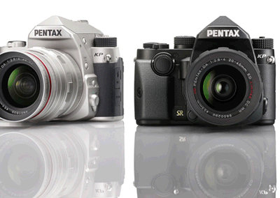 Pentax KP mid-level DSLR goes big on resolution, small on size