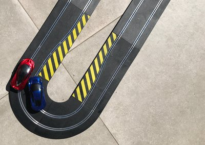 Scalextric Arc Track Day set brings the iPad control to racing