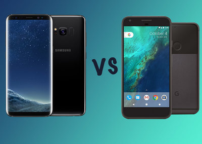 Samsung Galaxy S8 vs S8 Plus vs Pixel vs Pixel XL: What's the difference?