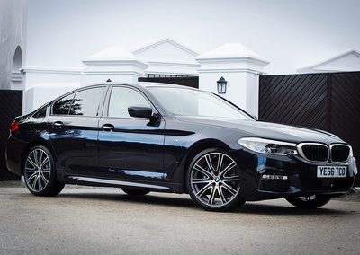 BMW 5-Series (2017) review: Saloon car perfection?