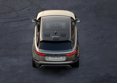 Range Rover Velar designed to fill the void between the Evoque and Sport