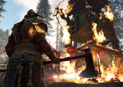 For Honor review: The must-have multiplayer for 2017