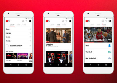 What is YouTube TV, which channels does it offer, and how does it work?