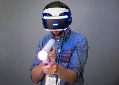 This is how much space PlayStation VR requires for you to play
