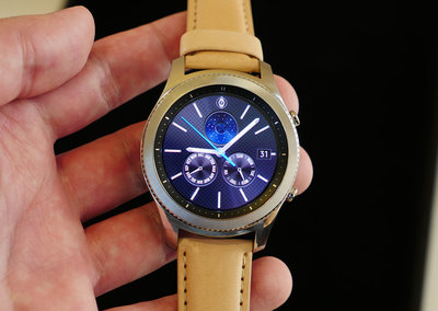 Samsung Gear S3 Classic review: Android Wear, beware, this is the smartwatch to beat