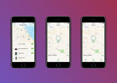 How to find lost AirPods with Apple's new Find My AirPods feature