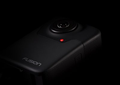 GoPro's new Fusion 360-degree camera will fuse six GoPros into one
