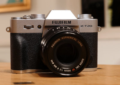 Fujifilm X-T20 preview: The retro touch
