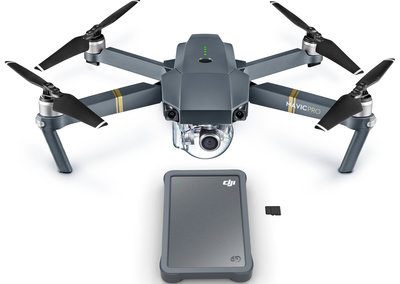 Seagate's new HDD for DJI drones lets you backup data on the fly