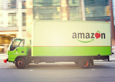 Amazon is now the latest tech giant exploring self-driving cars