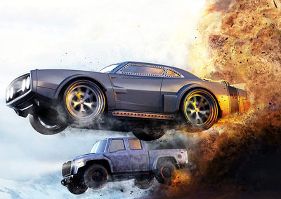 Anki Overdrive  goes Fast & Furious with new special movie edition