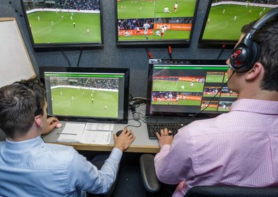 FIFA testing video refs for major in-game incidents at last