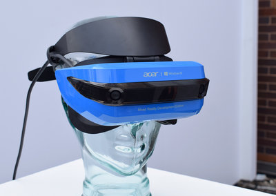 Acer Windows Mixed Reality preview: Will this $300 headset bring VR to the masses?