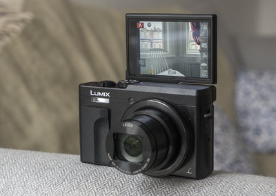 Panasonic Lumix TZ90 review: The ultimate travel camera?