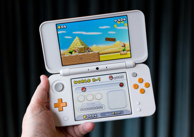 Nintendo 2DS XL review: A fitting finale to over a decade of fun