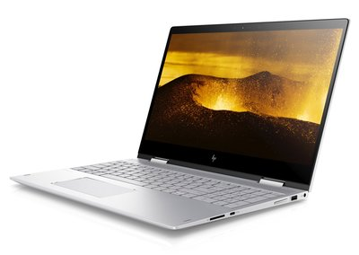 HP Envy x360 loses some weight while boosting the specs