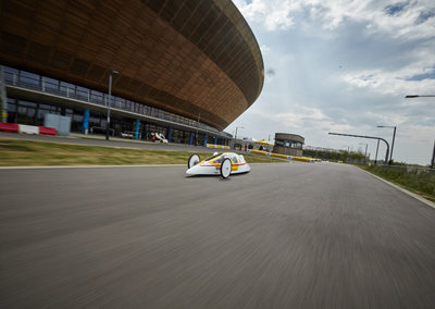 Shell Eco-marathon: Driving the future through super efficiency