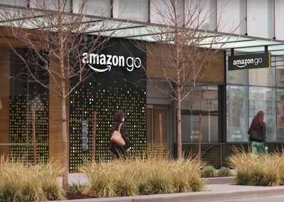 Is Amazon's checkout-less grocery store coming to the UK soon?
