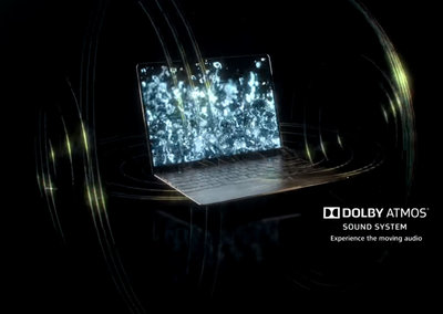 Dolby Atmos in a laptop? First impressions of Dolby Atmos Sound System