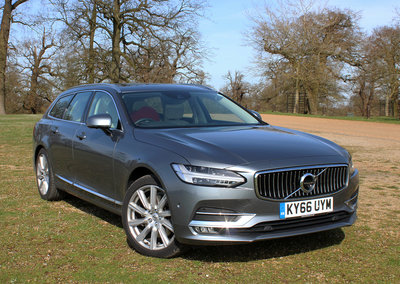 Volvo V90 review: An effortlessly modern and elegant estate car