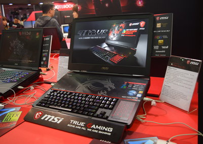 MSI GT83VR Titan preview: Gaming monster with a roar