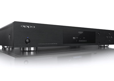 Oppo UDP-203 review: UHD Blu-ray has never looked so good