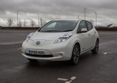 New Nissan Leaf will have ProPilot autonomous driving technology
