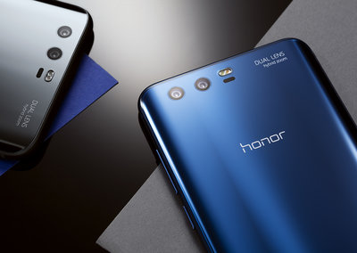 Honor 9 arrives in UK with dual cameras and ultra-shiny Sapphire Blue finish