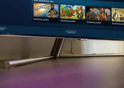 Stream your Steam games directly to a Samsung TV without a Steam Link