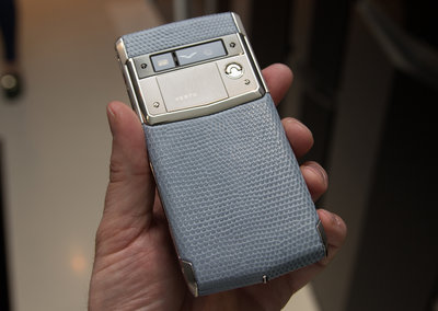 It's a sad day for Vertu and its jewel-encrusted luxury phones