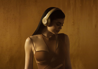Kylie Jenner and new Beats special edition headphones - a match made in heaven?