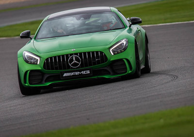 Mercedes-AMG GT R first drive: One 'Green Hell' of a car