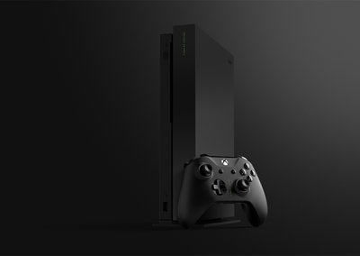 Xbox One X: Project Scorpio Edition harks back to original codename, pre-order yours now