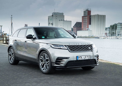 Range Rover Velar review: A titan of tech and a lesson in SUV styling