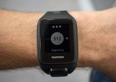 TomTom update introduces Fitness Points and better workout planning