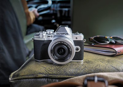 Olympus launches OM-D E-M10 MKIII with 4K video and upgraded image processor