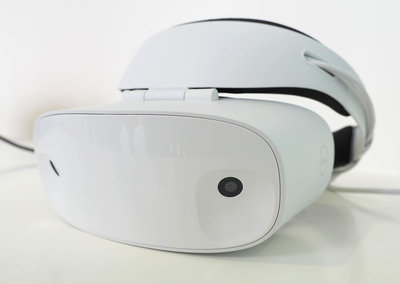 Dell Visor preview: A Windows Mixed Reality headset that will be hard to beat