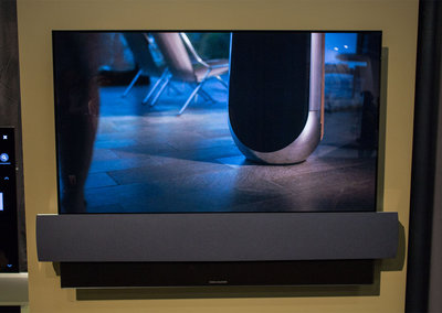 B&O BeoVision Eclipse preview: An outstanding remix of LG's excellent OLED