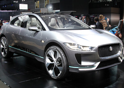Electric dreams: New Jaguar and Land Rover cars from 2020 will have electric options