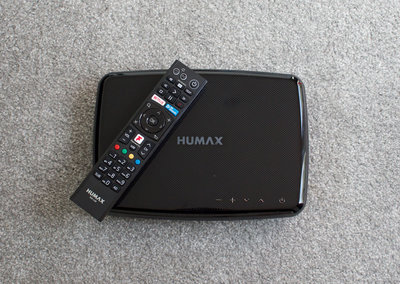 Humax FVP-5000T preview: Freeview Play revisited