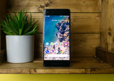 Google Pixel 2 review: Clean, speedy Android in a minimal can